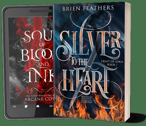 Dark Fantasy Book Covers