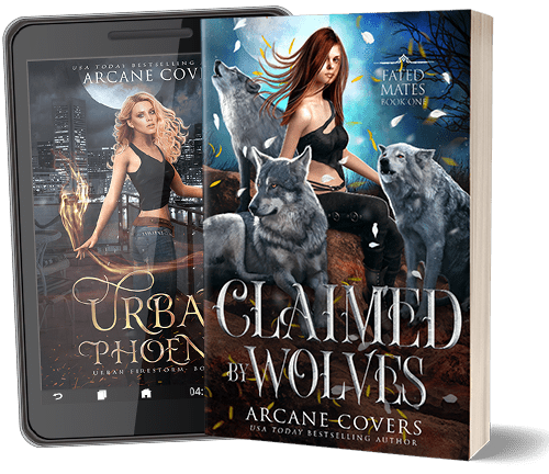 Example Premade Book Covers